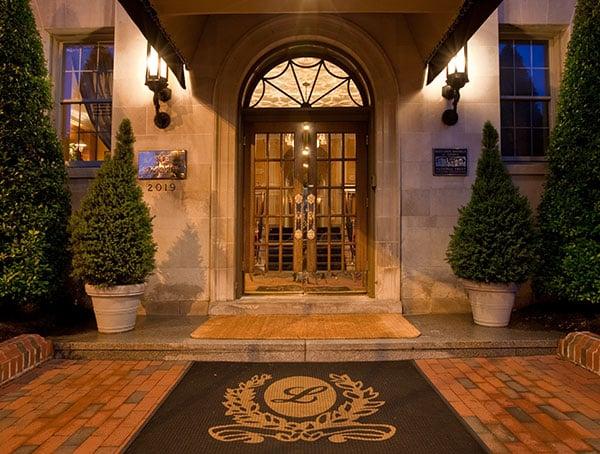 Hotel Lombardy, Washington D.C. Exterior