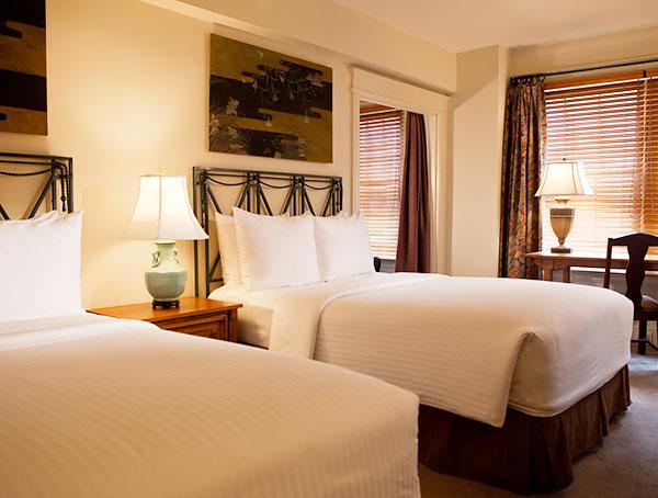 Hotel Lombardy, Washington D.C. Suites