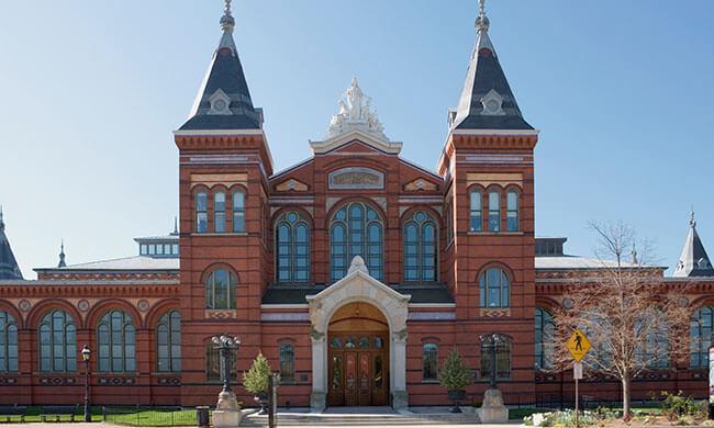 Washington Smtihsonian Institution