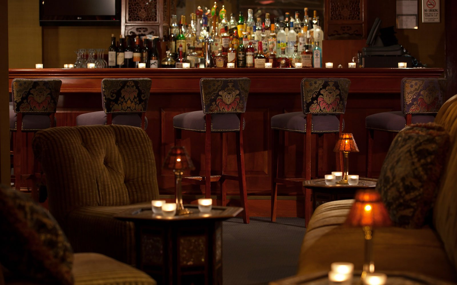 Upscale Washington, DC Bars & Restaurants - Hotel Lombardy