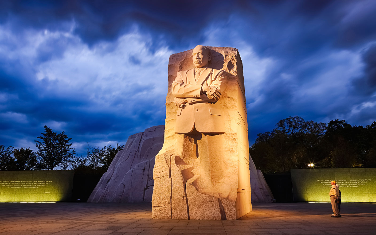 Martin Luther King, Jr Memorial at Washington