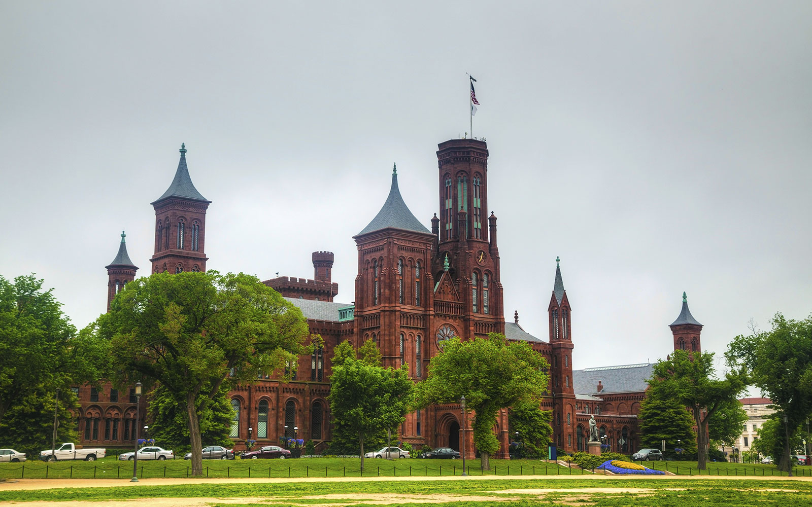 The Smithsonian Institution In Washington, DC: Museums ...
